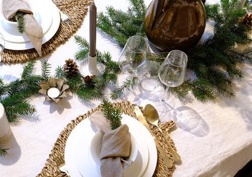 Merry little Christmas feesttafel