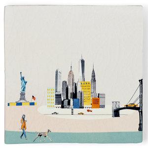 StoryTiles Awakening New York tegel small