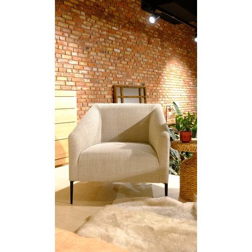 Koozo Jerry 1040 fauteuil met armleuning- TOONZAALMODEL