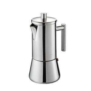 Gefu Nando espressokoker inox 4 kopjes