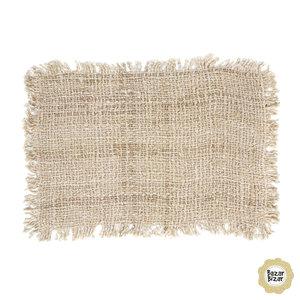 Bazar Bizar Oh My Gee placemat beige