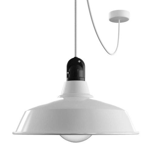 Creative cables EIVA hanglamp voor buiten met lampenkap