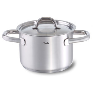 Fissler Family line kookpot met deksel inox 2l Ø16cm