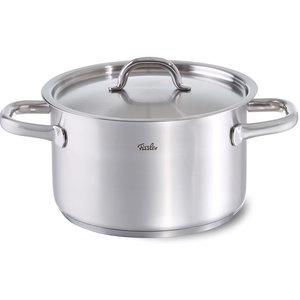 Fissler Family line kookpot met deksel inox 3.6l Ø20cm