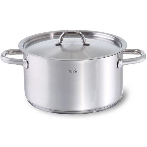 Fissler Family line kookpot met deksel inox 5.7l Ø24cm