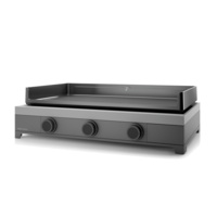 Plancha Modern Gas 75 Staal