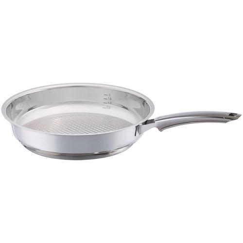 Fissler Crispy steelux premium braadpan Ø20cm
