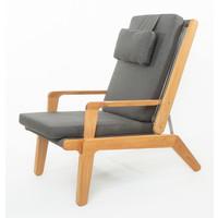 Zit- en rugkussen voor Skagen loungestoel
