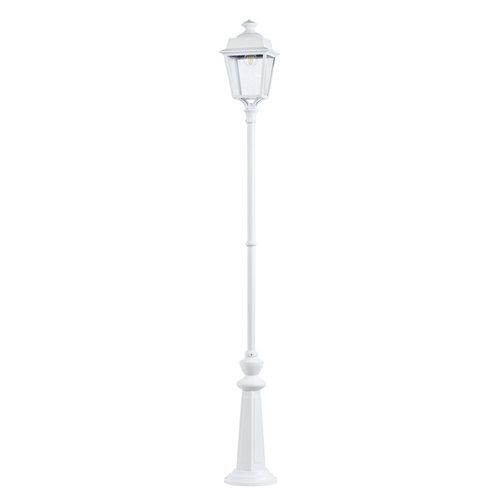 Roger Pradier Place des Vosges 1 Evolution vloerlamp model 12 helder glas