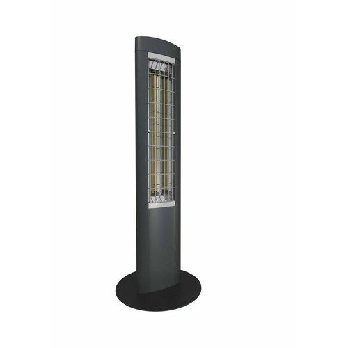 Solamagic SOLAMAGIC Z1 Premium staande infraroodstraler nano-anthraciet