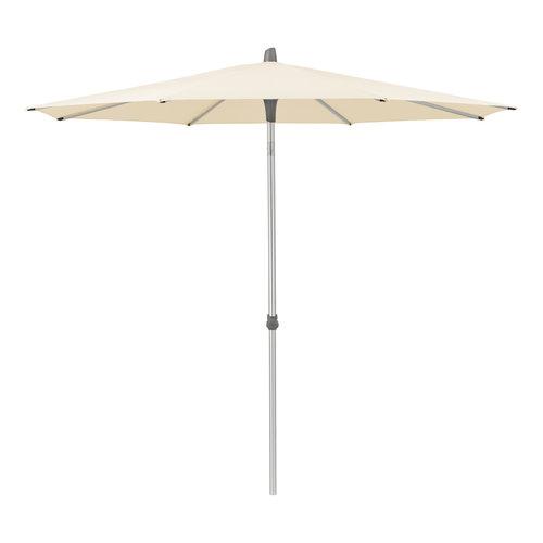 Glatz Alu Smart easy parasol stof 150 eggshell
