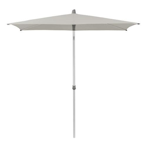Glatz Alu Smart easy parasol stof 151 ash