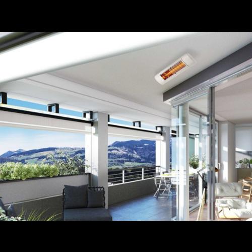 Solamagic SOLAMAGIC S2 BT Premium infraroodstraler nano-anthraciet