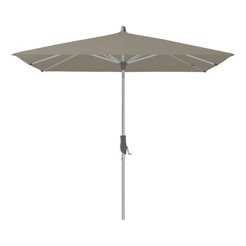 Glatz Alu Twist parasol stof 461 taupe