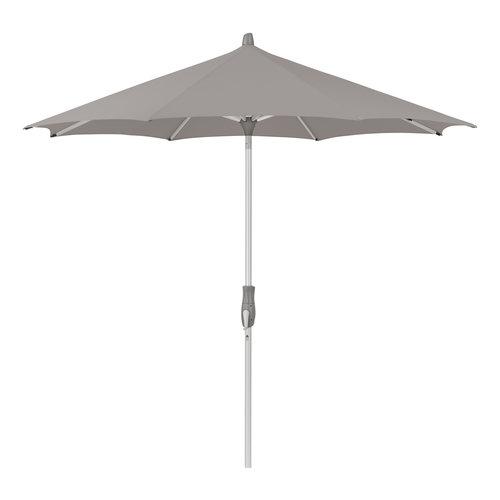 Glatz Alu Twist parasol stof 686 urban clay