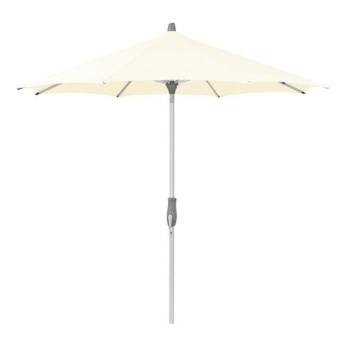 Glatz Alu Twist parasol stof 649 ivory