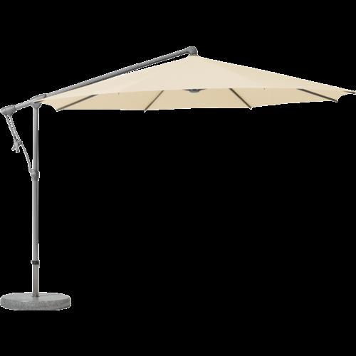 Glatz Sunwing casa easy parasol stof 150 eggshell