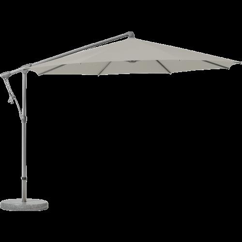 Glatz Sunwing casa easy parasol stof 151 ash