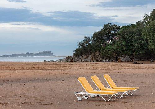 Loungestoelen en ligstoelen