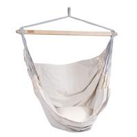 Comfort hangstoel pearl polykatoen