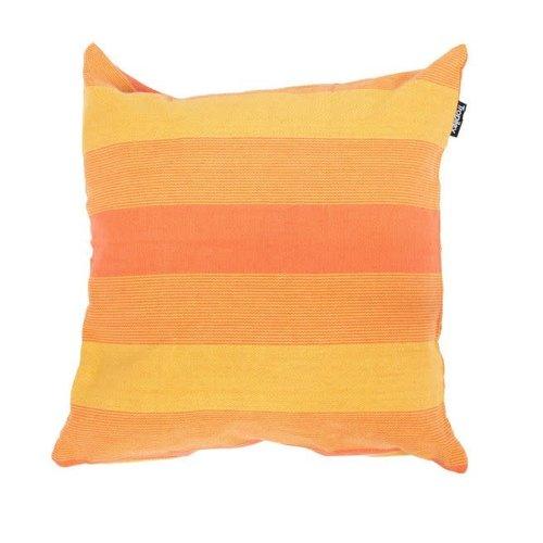 Tropilex Dream kussen oranje polykatoen 50 x 50 cm