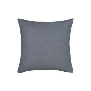 Elvang Classic kussen grijsblauw vierkant