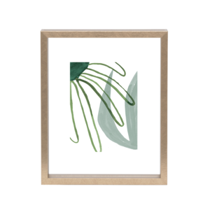 Urban Nature Culture Fotoframe floating goud small