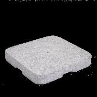 Parasolvoet graniet Z 90 kg 64 × 64