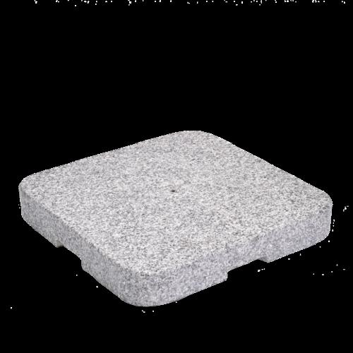 Glatz Parasolvoet graniet Z 90 kg 64 × 64