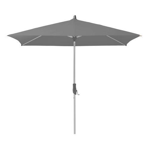 Glatz Alu Twist parasol stof 420 smoke