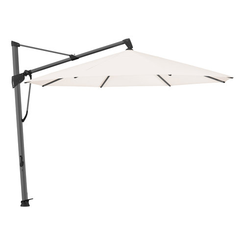 Glatz Sombrano S+ parasol stof 453 vanille anthraciet frame
