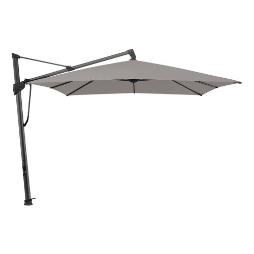 Glatz Sombrano S+ parasol stof 686 urban clay anthraciet frame