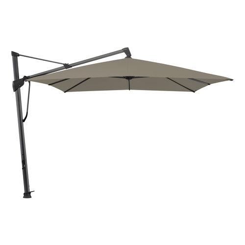 Glatz Sombrano S+ parasol stof 461 taupe anthraciet frame