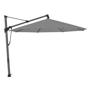 Glatz Sombrano S+ parasol stof 420 smoke anthraciet frame