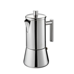 Gefu Nando espressokoker inox 6 kopjes