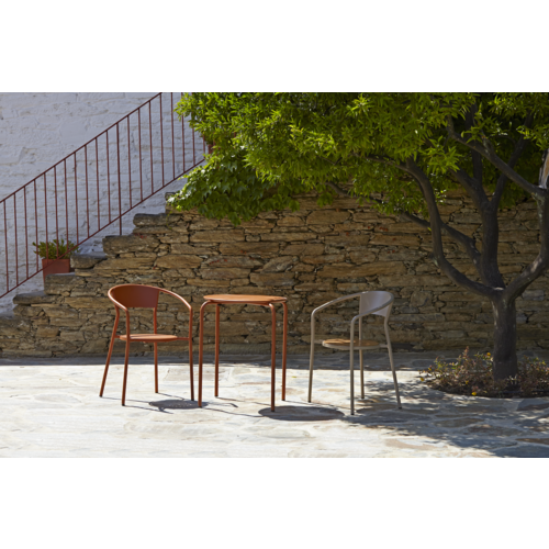 Adico Andaluza tuinstoel met armleuningen