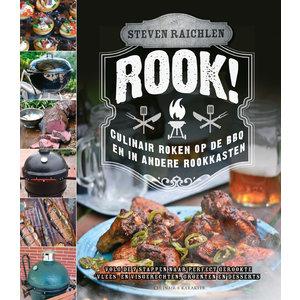 Karakter uitgevers Kookboek Rook! - Steven Raichlen