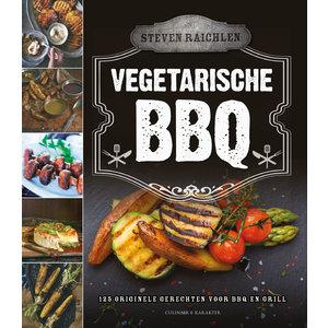 Karakter uitgevers Kookboek Vegetarische BBQ - Steven Raichlen