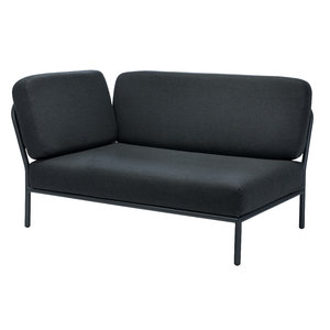 Houe Level lounge sofa linkerhoek - sunbrella