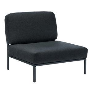 Houe Level lounge sofa midden module - sunbrella