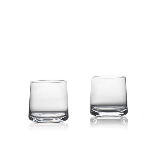 Zone Denmark Rocks wideball glas - set van 2