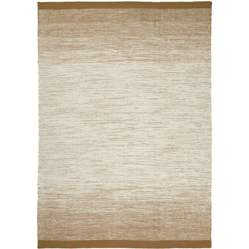 Linie Design Lule tapijt oker