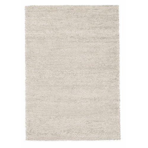 Linie Design Arctic tapijt lichtgrijs