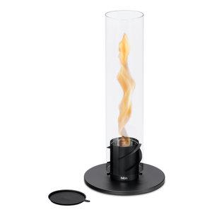 Höfats Spin 90 tafelvuur zwart