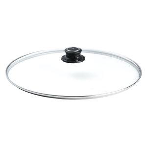 Swiss Diamond Deksel voor XD koekenpan glas/kunststof Ø 32 cm