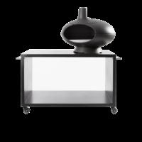 Buitentafel groot voor Morsø Forno Pizza oven