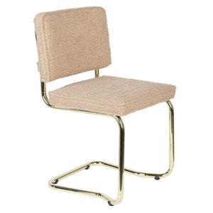 Zuiver Teddy kink stoel