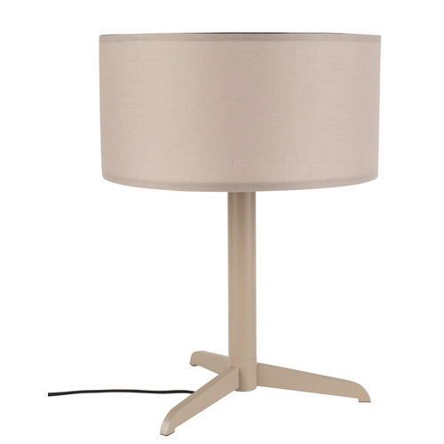 Zuiver Shelby tafellamp  Taupe
