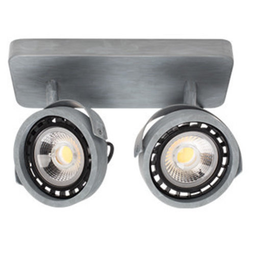 Zuiver Dice-led plafondlamp/wandlamp 2 DTW
