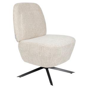 Zuiver Dusk lounge stoel